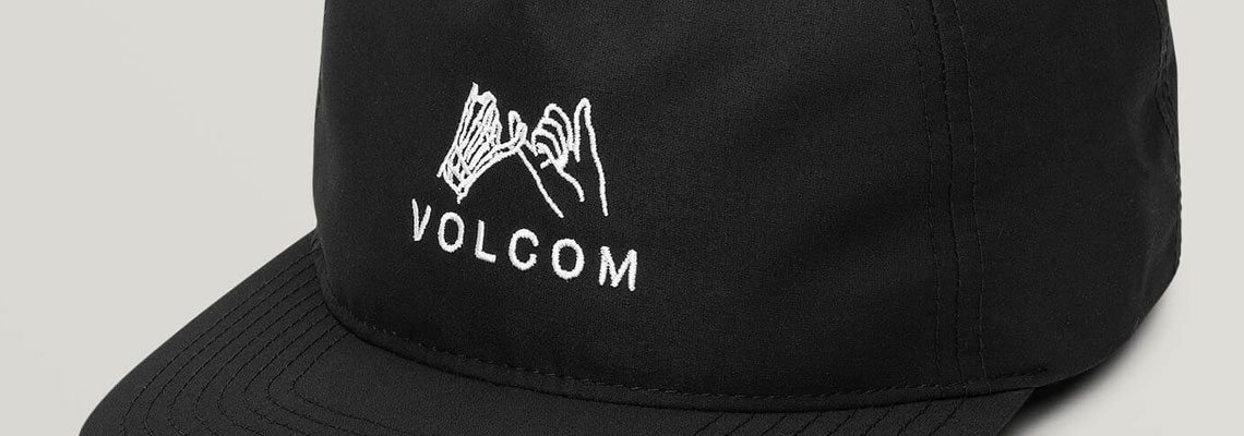 Surf casquette surf homme volcom